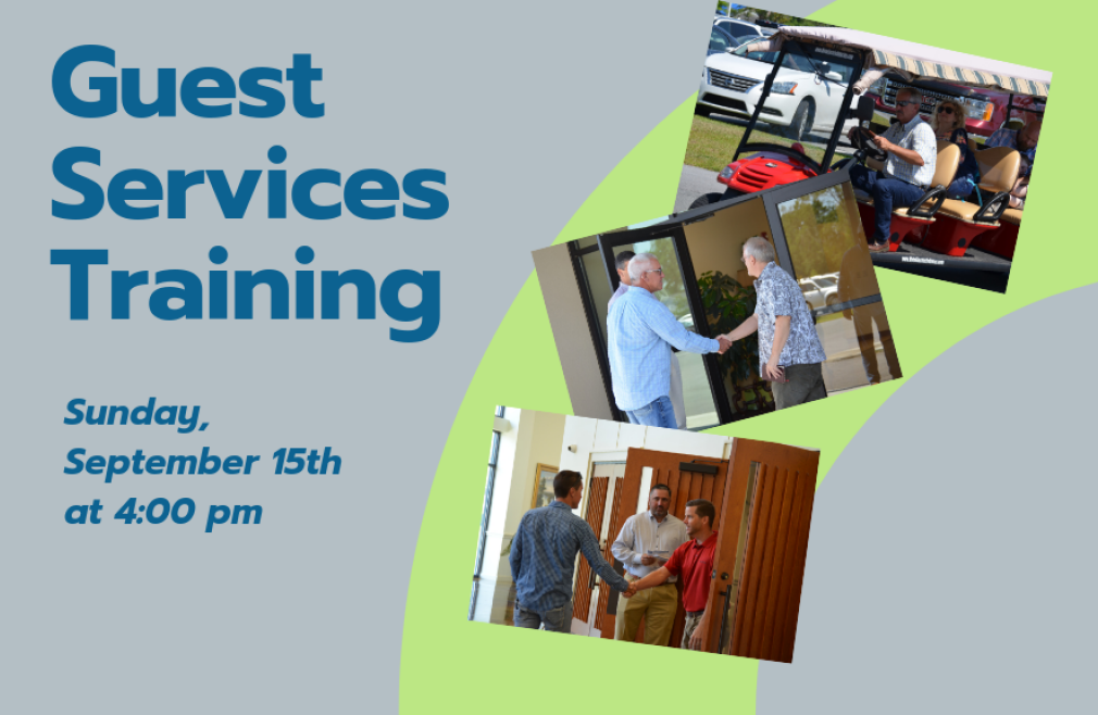 Guest Services Training