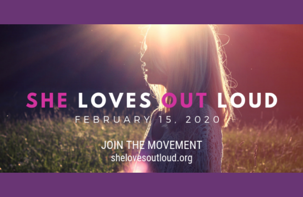 She Loves Out Loud - Live Simulcast Event