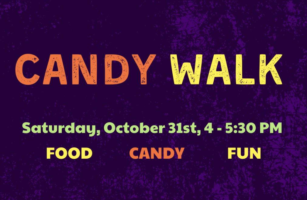 Candy Walk