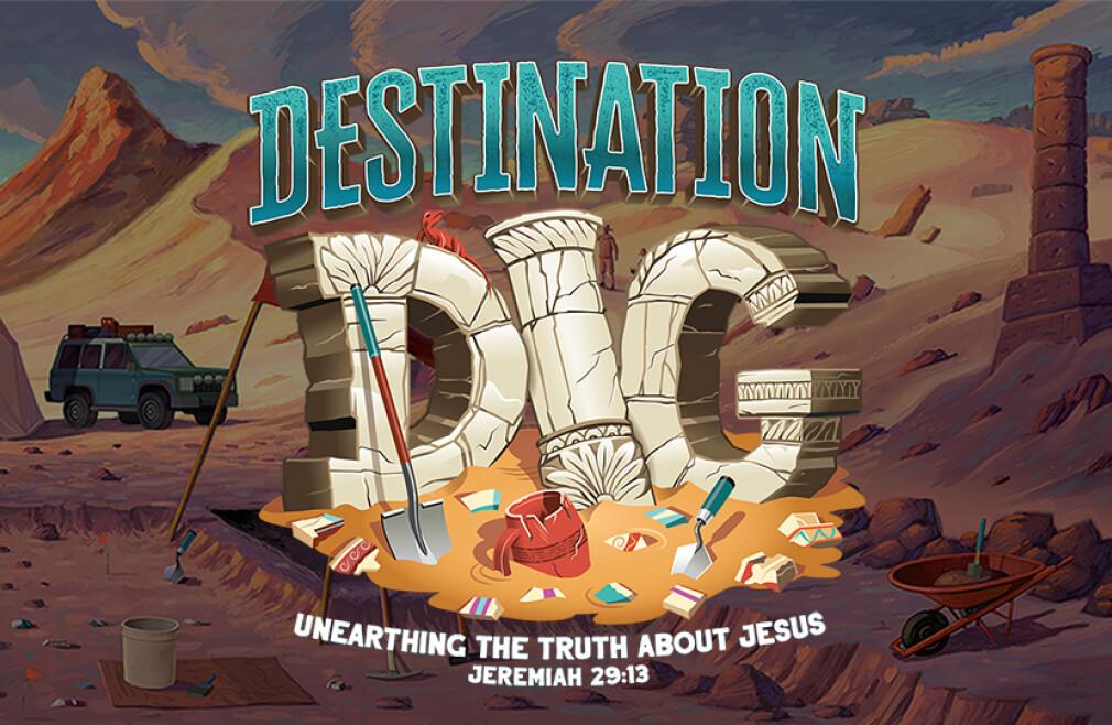 VBS 2021 - Destination Dig